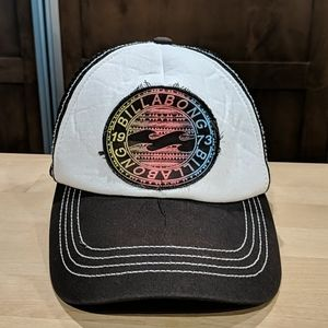 Billabong snapback hat
